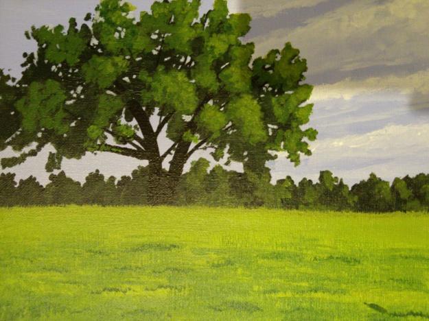 My Mom's Painting
