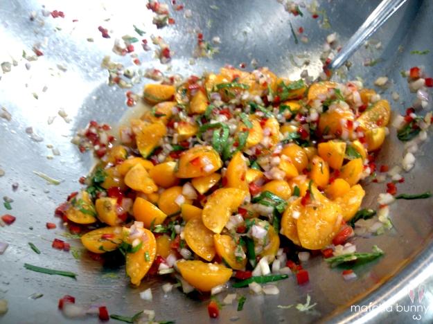 Gooseberry Salsa - Chef's recipe