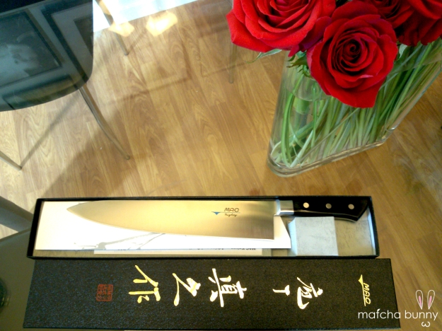 Mac Professional Chef's Knife