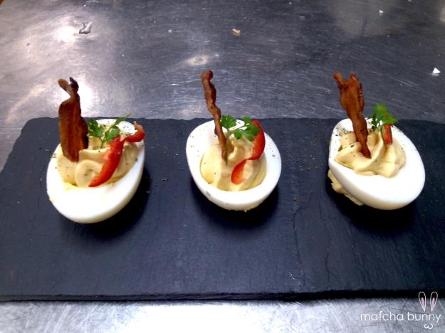 Happy Hour: Deviled Eggs