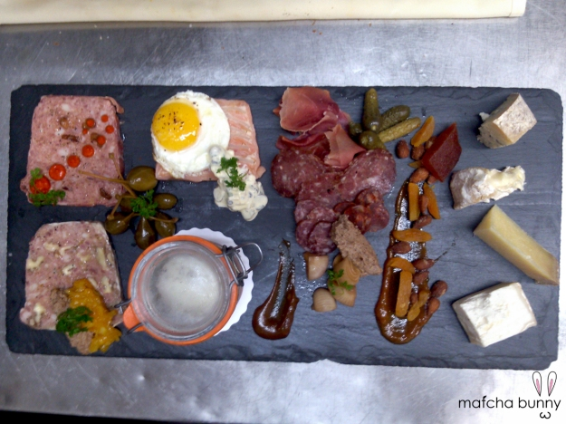 Charcuterie & Cheese Board for Chef's VIP guests