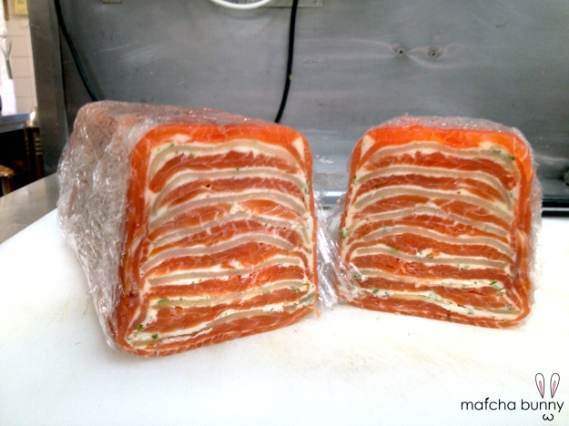 Another View of My Smoked Salmon Terrine