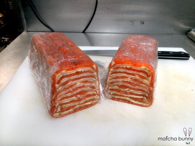 My Smoked Salmon Terrine
