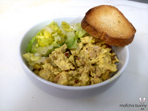 Family Meal: Chicken Salad