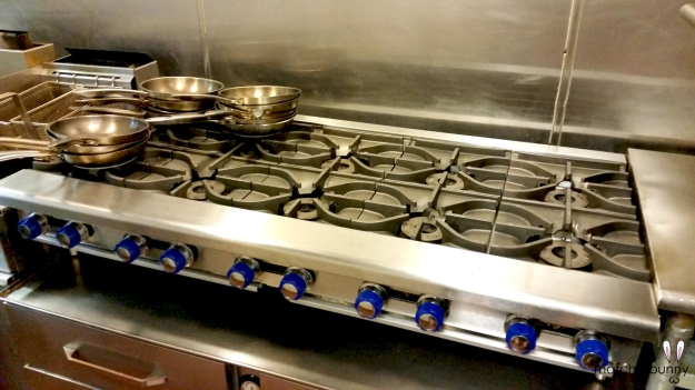 Shiny New Cooktop!