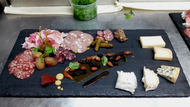 Salumi & Cheese Platter